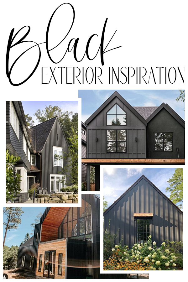 We haven't landed on the exact direction we're going in with our farmhouse, but that doesn't mean we can't find inspiration! Click to see dark vs. light exterior inspiration.
