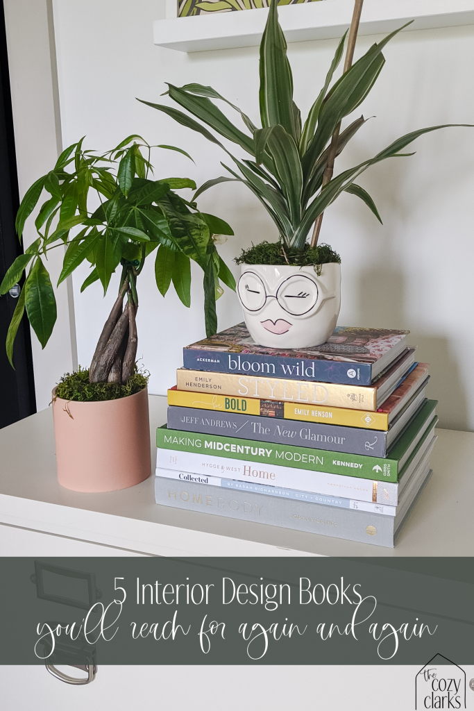 Today, I'm sharing my top 5 interior design reference books—the kind that won't just sit on the shelf, but you'll reach for again and again.